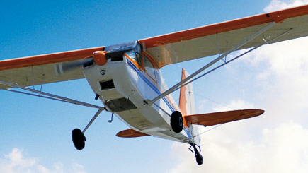 30 Minute Light Aircraft Flight in Lincolnshire