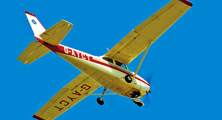 30 Minute Light Aircraft Flight In Nottinghamshire