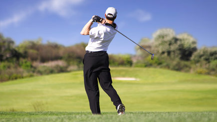 Golf Masterclass With A Pga Pro And Lunch For Two At Marriott Tudor Park