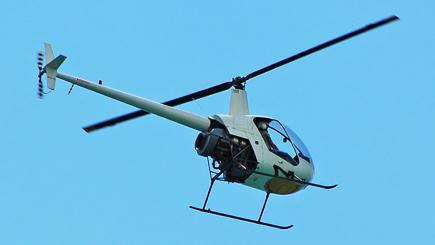 Gliding Flight In Wales