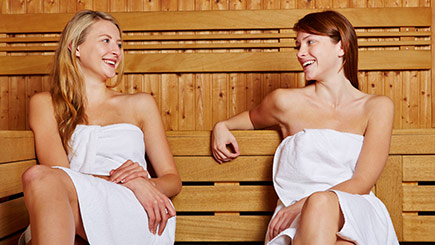 Pamper Spa Day for Two
