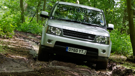 Half Day Off Road Land or Range Rover Driving In Leicestershire