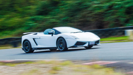 Lamborghini LP570 Thrill at Prestwold