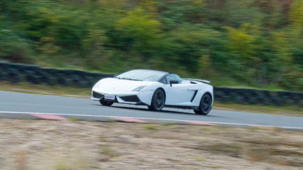Lamborghini LP570 Thrill in Kent