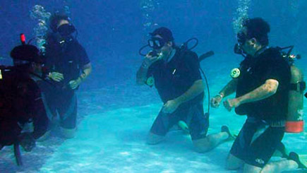Scuba Diving for Two in Buckinghamshire
