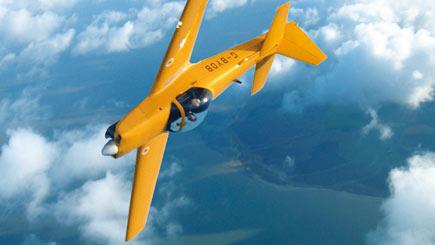 Aerobatic Flight In Essex
