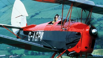 20 Minute Tiger Moth Or Vintage Biplane Flight
