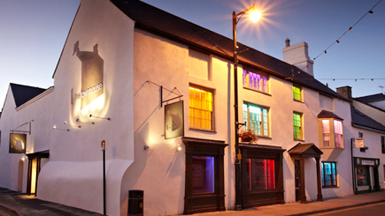 Boutique Escape for Two at Ye Olde Bulls Head Inn, Isle of Anglesey