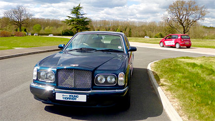 30 Minute Bentley Young Driver Lesson