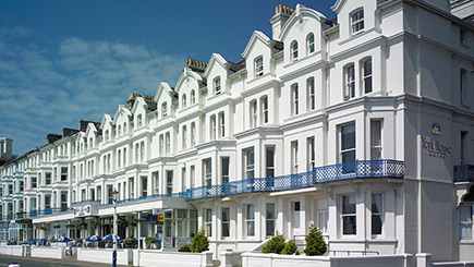 Hotel Escape for Two at BEST WESTERN York House Hotel, Eastbourne