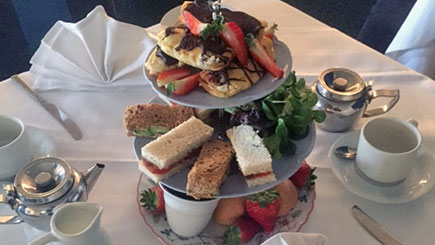 Champagne Afternoon Tea for Two at BEST WESTERN York House Hotel