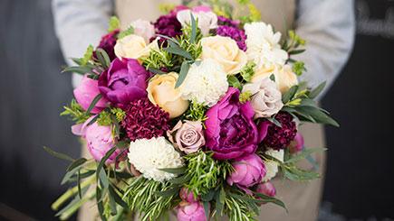Seasonal Flower Arrangement Evening Class at Your London Florist