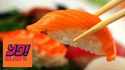 Sushi Making With Yo! Sushi Russell Square For Two
