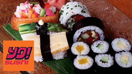 Sushi Making With Yo! Sushi St Pauls
