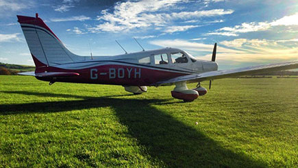 60 Minute Light Aircraft Flight in Bristol