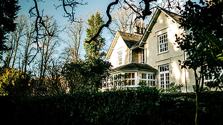 Two Night Country House Escape for Two at Briery Wood Country House Hotel
