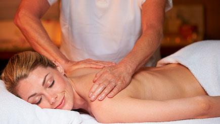 Relaxing Swedish Massage at Abbey Spa, London