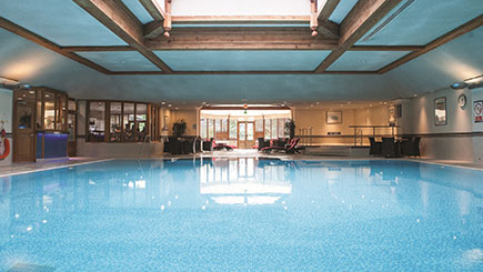 Pamper Spa Day at Cottons Hotel and Spa, Cheshire