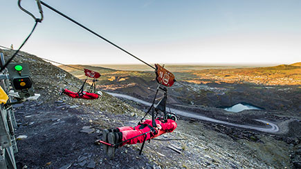 Zip World Velocity for Two