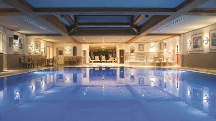 Pamper Spa Day at Kettering Park Hotel & Spa, Northamptonshire