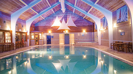 Rasul Pamper Treat For Two At Owl House Day Spa  Derbyshire
