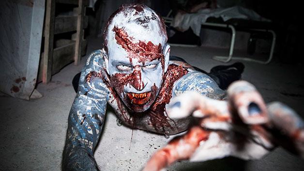 Zombie Battle Bunker