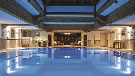 Pamper Spa Day For Two At Solent HotelandSpa  Hampshire