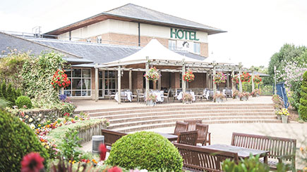 Pamper Spa Day for Two at Thorpe Park Hotel and Spa, Yorkshire