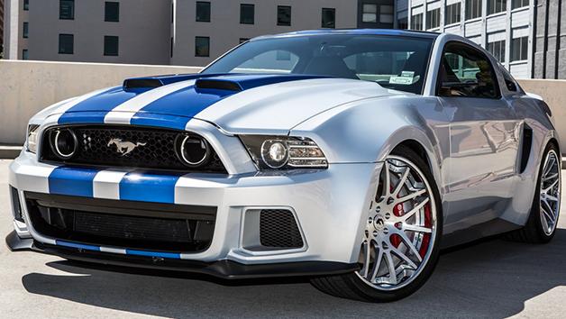 Triple Mustang Blast Driving Experience
