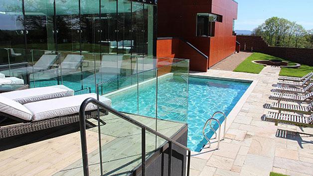 Luxury Spa Break for Two at Ockenden Manor, West Sussex