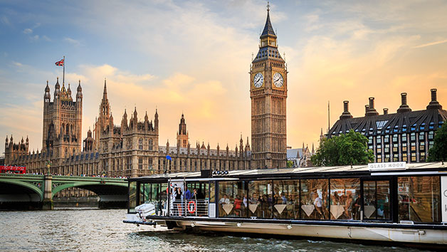 Signature Bateaux Thames Cruise With 5 Course Dinner And Wine Pairing For Two