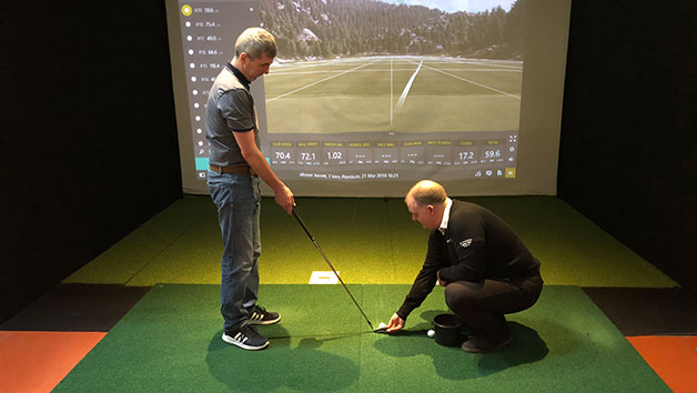 30 Minute Individual Golf Lesson At St Andrews Indoor Golf Centre For One