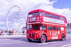 Buy B Bakery Afternoon Tea London Bus Tour with Gin for Two