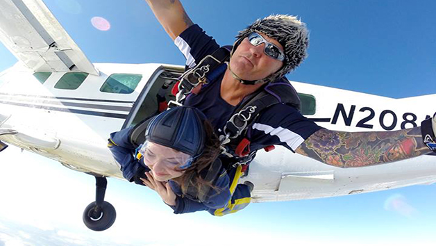 Click to view details and reviews for Tandem Skydive For One.