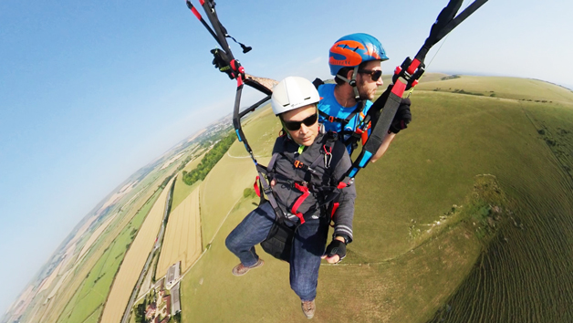 15 Minute Paragliding Flight For One