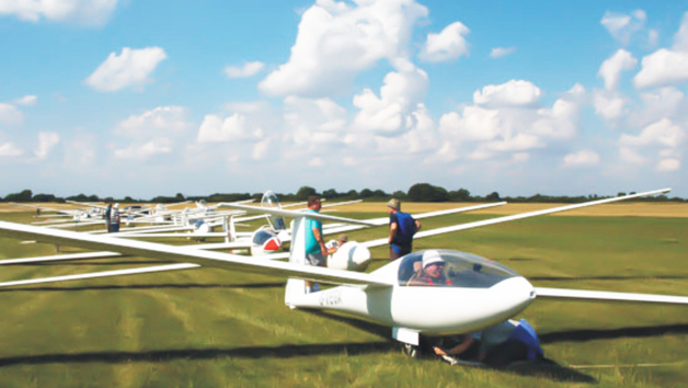 Gliding Flight With An Instructor At Essex And Suffolk Gliding Club For Two
