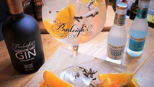 Buy Craft Gin Masterclass for Two at 45 Gin School