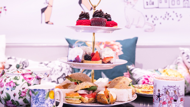 Buy Afternoon Tea for Two at B Bakery Bath