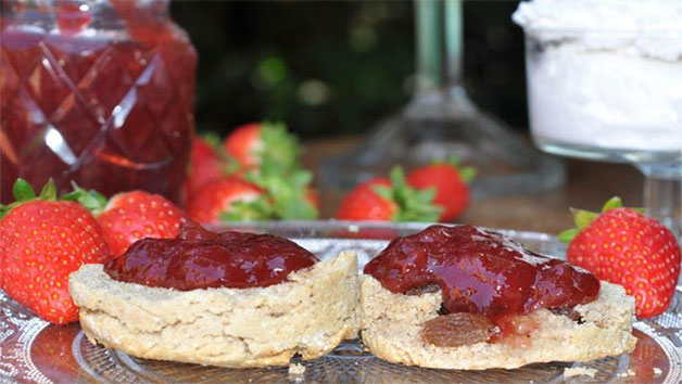 Afternoon Tea For Two And Bottomless Prosecco At Cartlands Independent Tea Rooms
