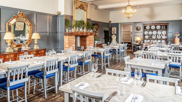 Two Course Brunch With Bottomless Drink For Two At The Dial House