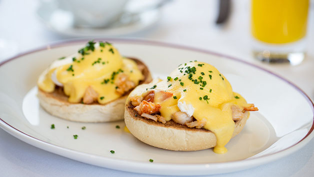 Bottomless Brunch With A Choice Of Drink At PJ's Bar And Grill For Two