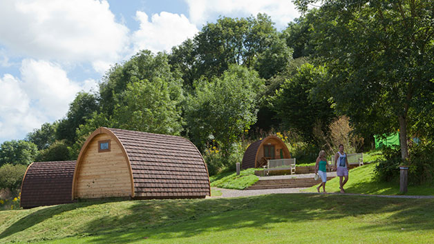 Buy Overnight Glamping Escape for Two