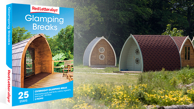 Buy Glamping Breaks Gift Box