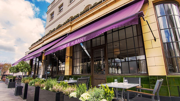 Buy Overnight Stay with Dinner for Two at Gordon Ramsay's York and Albany, London