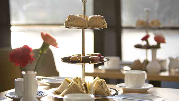 Thames River Cruise with Afternoon Tea and Champagne for Two