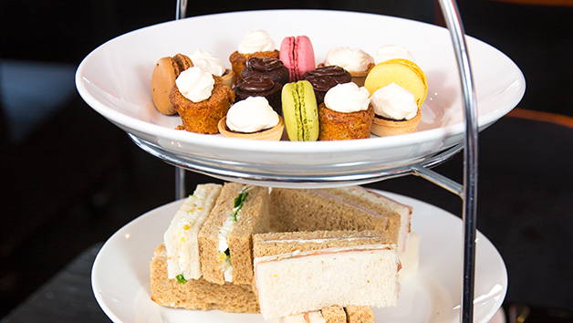 Bottomless Afternoon Tea aboard RS Hispaniola with Thames Sightseeing for Two
