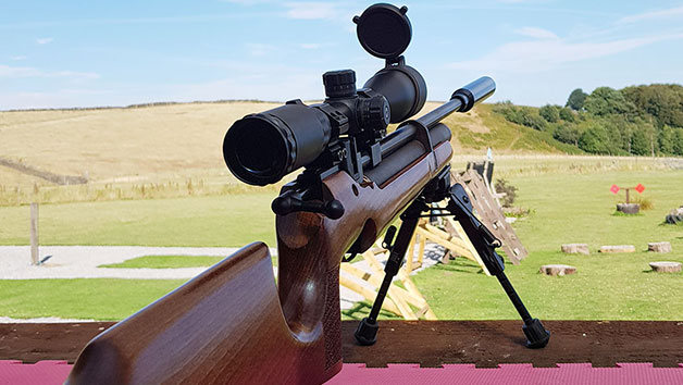 Air Rifle Shooting Experience For Two