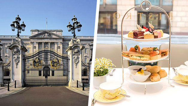 Buckingham Palace State Rooms And Afternoon Tea For Two At The Bistro, Taj 51