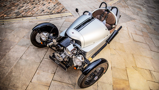Morgan Motor Car Day Hire And Picnic Hamper For Two