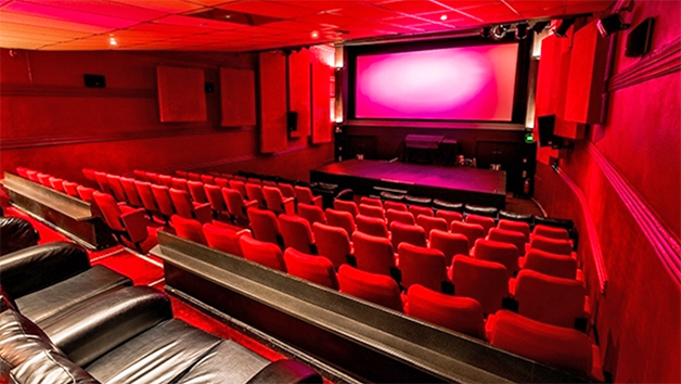 Private Tour And Cinema Screening At The Electric Cinema, The Oldest Working UK Cinema